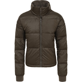 The North Face Paralta Puffer Manteau en duvet Femme, new taupe green/britsh khaki